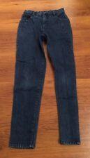 """Coca-Cola Brand Jeans Women's Skinny Leg Button Deficit Vintage Size 12 X 28"""""""