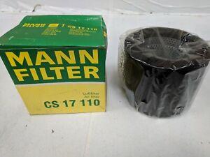 MANN AIR FILTER CS17110 PEUGEOT 205 1.8D CITROEN C15 1.8D