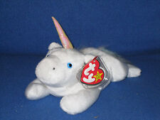 TY MYSTIC with MULTI-COLOR MANE BEANIE BABY - MINT with MINT TAG