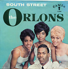 THE ORLONS 'South Street / Them Terrible  '  45 RPM PICTURE SLEEVE (R&B / SOUL)