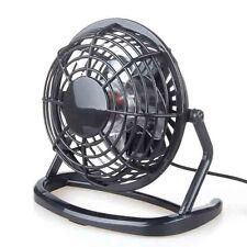 Portable USB Mini Cooler Cooling Desk Table Fan for Desktop PC or Laptop