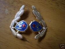 China Grassland Supervisor Collar Badge