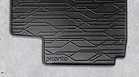 KIA PICANTO RUBBER MAT SET GENUINE FITS NEW 2011 MODEL ONWARDS 1Y131ADE10