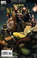 Marvel Comics Dark Wolverine #79 Dark Reign Nm