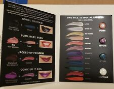 Urban Decay VICE Special Effects Sample Pod of 4
