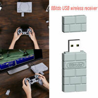 For Playstation 8Bitdo USB Wireless Bluetooth Receiver Classic Mini Controllers