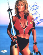 (SSG) Sexy DONA SPEIR Signed 8X10 Color Photo with a JSA (James Spence) COA