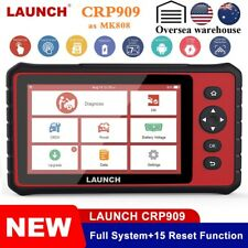 LAUNCH X431 CRP909 OBD2 WiFi Automotive Full Systems Car Diagnostic Scanner Tool