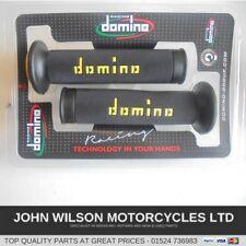 Yamaha MT-03 660 Domino Black Yellow Handlebar Soft Grips