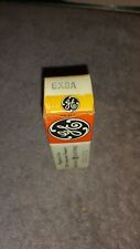 vintage 6X8A Ge Vacuum Tube New In Box, Usa