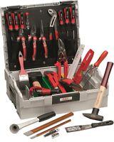 NWS 327-29 Sanitär-Werkzeugkoffer, SORTIMO L-BOXX, 29-teilig