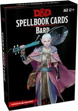 GF9 D & D 5th Edition RPG: Spellbook cards Bard Deck