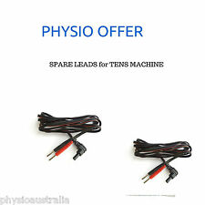 Replacement  leads for Tens machine, standard size to fit all our tens units new