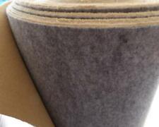 9,90 Euro /m² Teppich Meterware Autoteppich feiner Velour beige 170cm