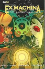 EX MACHINA VOLUME 3: FATTI CONTRO FINZIONI EDIZIONE MAGIC PRESS