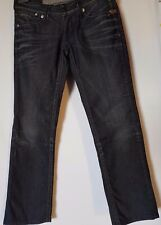 """WOMEN'S JEANS G-STAR RAW STRETCH MADE IN ITALY SIZE 11/29 LEG 27.5"""" FREE POSTAGE"""