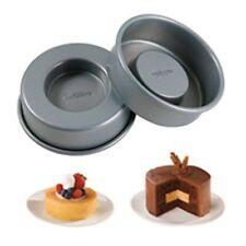 Tasty-Fill Mini 4 pc Cake Pan Set from Wilton #155 NEW