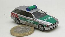 """Herpa      046381  BMW 5er Touring™ """"Autobahnpolizei Berlin"""""""