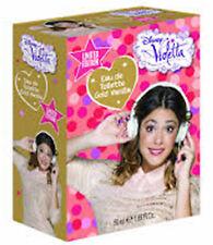 Disney VIOLETTA EDT Gold Vanilla Natural Spray - 50ml - Limited Edition