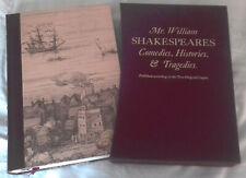 Norton facsimile of Shakespeare's First Folio