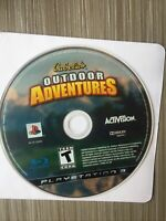 Cabela's Outdoor Adventures (Sony PlayStation 3, 2009)disc Only Tested