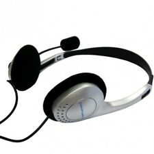 Computer Essentials WIRED HEADSET WITH MICROPHONE Mic