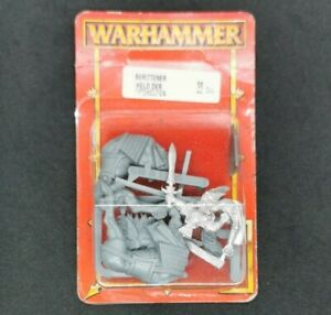 High Elf Mounted Hero Warhammer Fantasy Brand New In Blister Sealed BNIB 1996