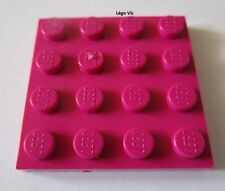 Lego 3031 Plate 4x4 Magenta Plaque du 5843 8424 Cars 8638 41034 Friends MOC