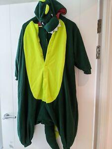 Crocodile Dress-Up Costume - Fancy Dress