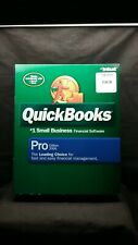 QuickBooks 2006 Edition. Never inserted in computer.