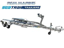 Seatrail 5.5M Tandem C-Channel Skid Boat Trailer (6.30m Long Overall)