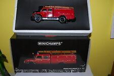 MINICHAMPS MAGIRUS DEUTZ MERKUR TLF 16 DE1959 NEUF/BOITE NEW/BOX