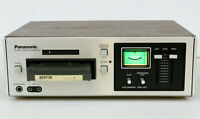 Panasonic RS-805US Vintage Stereo 8 Track Deck. (REFURBISHED) **Video**
