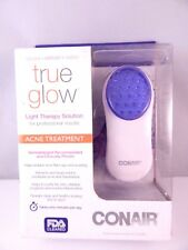 CONAIR TRUE GLOW LIGHT THERAPY Solution ACNE TREATMENT