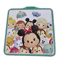 Disney Tsum Tsum Case Mini Lunch Box Metal Frozen Characters And More Anime Look