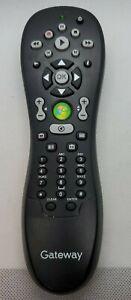 Microsoft Gateway RC6 ir Windows Media Center Remote Control Black