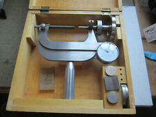 "AMES Precision Hardness Tester 0-4"" A-B-C Rockwell Scale"