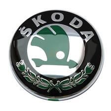 Orig. Emblem Logo Wappen Plakette Skoda Fabia Octavia Papid Roomster Superb Yeti