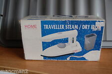 TRAVELLER STEAM /DRY IRON DUAL VOLTAGE BRAND NEW