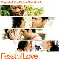 SOUNDTRACK-THE FEAST OF LOVE SOUNDTRACK  CD NEW