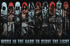 """Assassin's Creed - Gaming Poster (Characters / Grid) (Size: 36"""" X 24"""")"""