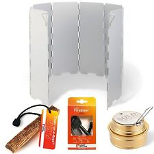 Backpacking Stove Accessory Kit