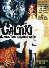 CALTIKI - IL MOSTRO IMMORTALE  DVD HORROR