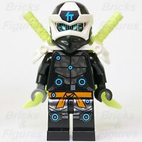 Ninjago LEGO® Digi Cole Black Ninja with Scabbard Prime Empire Minifigure 71712