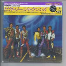 The JACKSONS  Victory/ Sony JAPAN mini lp cd EICP-1206  michael jackson NEW