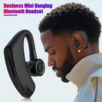 V11 Wireless Bluetooth 5.0 Earphone Earhhok Car Handsfree Headset with Mic