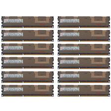 48GB Kit 12x 4GB HP Proliant ML370 SL160S SL170S DL180 DL170H G6 Memory Ram
