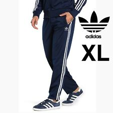 NEW XL MENS BLUE ADIDAS ORIGINALS FIREBIRD TRACK PANTS ED7010 NAVY YZY GAZELLE