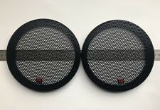 "Original Morel TEMPO 6 Speakers Grills 6.5"" Pair"