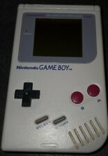Nintendo Original Game Boy Original Gray Gameboy - Working
